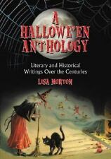 A Hallowe'en Anthology by Lisa Morton (Paperback)