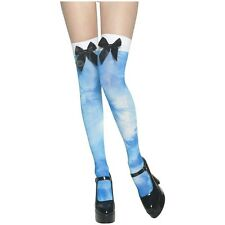 Alice in LSD Land Thigh High Stockings Costume Accessory Adult Halloween