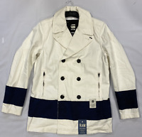 G-Star Peacoat White Denim Mens Size UK M *REF157