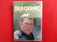 BERGERAC - SERIES 5 COMPLETE - ( 3 DISC) - JOHN NETTLES