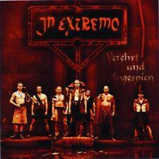 IN EXTREMO Verehrt und Angespien CD 1999