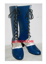 Pandora Hearts Cosplay B-rabbit Alice Boots S008