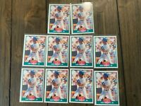 1989 Score Traded Ken Griffey Jr Rookie Investment Lot of 10 ea (1)