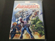MARVEL  ULTIMATE AVENGERS THE MOVIE  (  DVD )