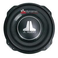 "JL Audio 12TW3-D4 12"" TW3 Thin-Line Series Dual 4-Ohm Shallow Subwoofer NEW"