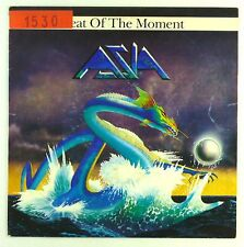 "7"" Single - Asia - Heat Of The Moment - S1347 - washed & cleaned"