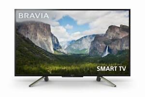 "Sony KDL-43WF665 109,2 cm (43"") Full HD Smart TV Wi-Fi Nero, Argento 43"" (192..."