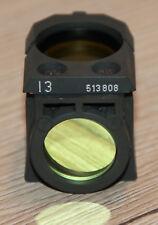 Leica/LEITZ MICROSCOPIO Microscope FILTRO cubo i 3 (N. 513808) per fluorescenza