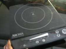 AROMA INDUCTION COOKTOP COOKWARE AID-509 1500 WATTS