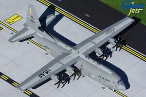 Gemini Jets 1:200 US Air Force (USAF) C-130J-30 Hercules 'The Rock' 08-8606