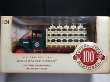 2015 OVERWAITEA 100TH BIRTHDAY LIMITED EDITION 1:24 COLLECTIBLE DELIVERY TRUCK