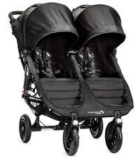 Baby Jogger City Mini GT Double Twin All Terrain Stroller Black NEW 2016