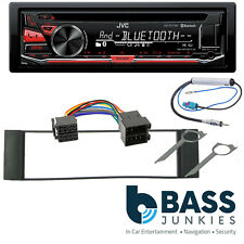 Audi A3 2000-2003 JVC Bluetooth CD USB MP3 AUX In iPhone Car Stereo Fitting Kit
