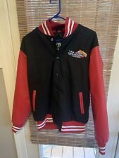 All Star Challenge Cheer Dance National Champs Varsity Jacket Medium Coat