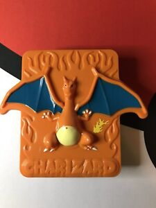 Pokemon Charizard Card Case Wendy's Meal Toy Nintendo Pokemon Card - Groudon