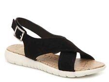 c78308d9dcc0 CIRCUS BY SAM EDELMAN Womens  Ozzie  Black Slingback Sandals Sz 9 M - 231561