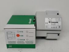 COMELIT 1195 trasformatore alimentatore citofonico 230/12-24V 60VA ingombro 5mod