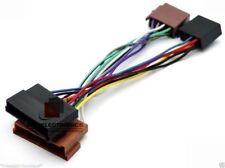 FAISCEAU CABLE ISO WIRING HARNESS AUTORADIO JAGUAR S-Type à partir de 99 QUALITE