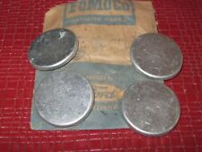 NOS 1958 Ford, Thunderbird Windshield Washer Reservoir Cap lot of 4!