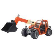 Bruder JLG 2505 Teleskoplader 2 Achsen lenkbar, orange 02140 Baufahrzeug
