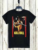 KILL BILL MOVIE T-SHIRT XS-5XL UNISEX FREE SHIPPING TARANTINO UMA THURMAN CULT