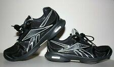 Reebok Easytone non-marking outsole Athletic Women's Shoes Black Color Size 8.5