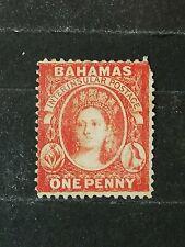 Bahamian Stamps -- Bamahas 1862 #8 (SCOTT 950 USD)