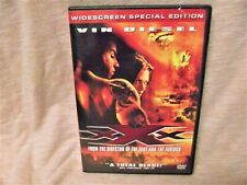 Xxx (Widescreen Special Edition) Vin Diesel Dvd Rating 9+ Awesome