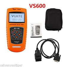 Universal Car Scan VS600 OBD2 EOBD CAN BUS Fault Code Scanner Diagnostic Tool