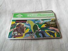 BT PHONE CARD #214