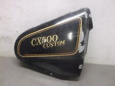Used Right Side Cover for a 1980-81 Honda CX500C Custom
