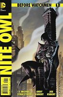 Before Watchmen Comic Issue 1 Nite Owl Modern Age First Print 2012 Andy Kubert