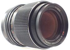 Carl Zeiss Jena DDR 135mm f/3.5 M42 tornillo de montaje de cámara Lente-M31