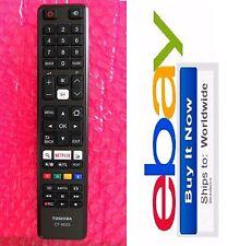 CT-8053 TOSHIBA Remote Control LED TV ORIGINAL Fernbedienung Télécommande CT8053