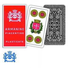 NEW Scopa Italian playing cards by Fratelli Armanino Piacentine style