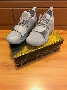 Size 8.5 - Nike PG 2.5 x PlayStation Grey Multi-Color 2018 - B GRADE