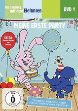 DIE SENDUNG MIT DEM ELEFANTEN: MEINE ERSTE PARTY DVD 1  DVD NEU