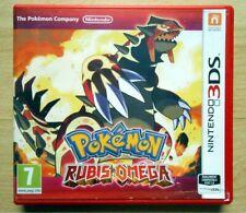 Jeu POKEMON Rubis Omega pour Nintendo 2 et 3DS version française