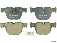 Bosch QuietCast Disc Brake Pad fits 2002-2009 BMW 760Li 550i,750i,750Li 745i,745