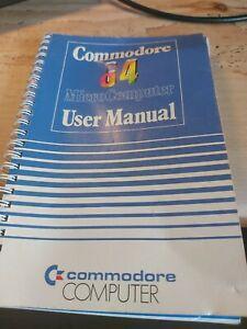Commodore 64 / C64 Micro Computer User Manual ~ RIngbound Book