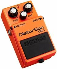 New BOSS DS-1 Distortion Guitar Effects Pedal From Japan