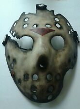 Friday The 13th 9 Jason Goes To Hell Halloween Mask Kane Hodder Voorhees Horror