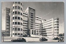 Hospital Cosme Argerich—Buenos Aires Argentina—Vintage Stamp Tarjeta Postal 50s