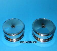"Losi Buggy Chrome Wheel Rim 2.2"" Vintage RC Part"