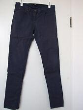 Jeans, klassische Form, von h&m, blauer Jeansstoff, 5-Pocket, Größe 36, US 6