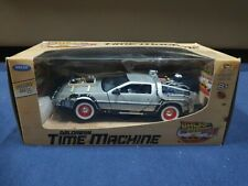 1/24 WELLY DeLorean Back to the FUTURE III 3 diecast model car