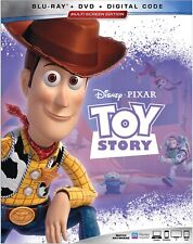 DISNEY TOY STORY (BLU-RAY+DVD+DIGITAL CODE) MULTI-SCREEN EDITION-SLIPCOVER - NEW