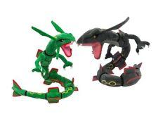 Pokemon Center Shiny Mega Rayquaza Green Black Plush Doll Stuffed Toy US Shipped