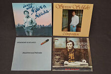 STEVEN SCHLAKS 4 LP VINYL ALBUMS LOT COLLECTION Blue Dolphin/Composition/Dream+