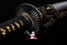 sales promotion japanese battle ready 9260spring steel katana full tang sword 88